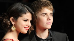 Justin Bieber posts throwback photo of him kissing Selena Gomez