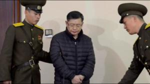 Canadian pastor released by North Korea over health concerns