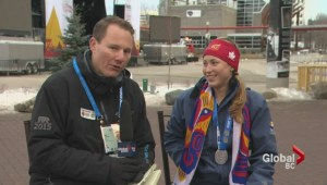 Canada Winter Games 2015: Emily Weeks