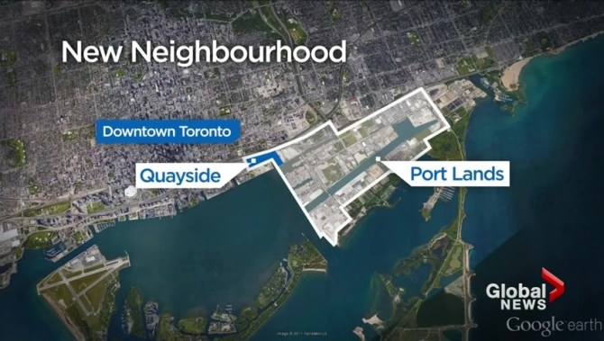 Google's Sidewalk Labs project in Toronto raises privacy, data concerns