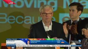 'In a democracy…the people are always right': NDP leader congratulates PC premier-elect