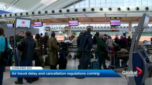 Government of Canada reveals final air travel rules