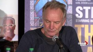Sting says GM only moving Oshawa factory in order to 'pay workers less'