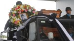 Casket ceremony held for former Thai Navy SEAL diver killed during cave rescue mission