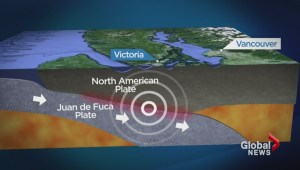 Strong tremor rattles Southwest BC
