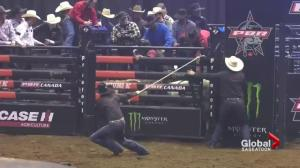 PBR athletes give advice to next generation of bull riders