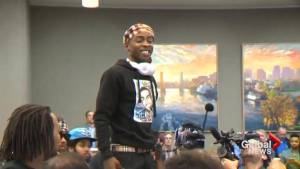 Brother of man killed by Sacramento police disrupts City Council meeting