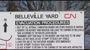 Belleville opposes CN fuel storage plan
