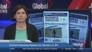 BIV: Current housing market for renters in B.C.