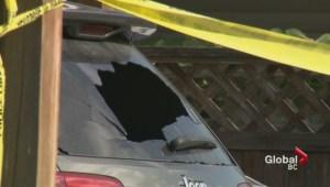 Gunfire erupts in quiet Cloverdale neighborhood