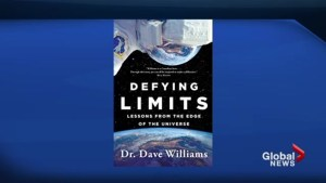 Astronaut Dave Williams on defying his limits