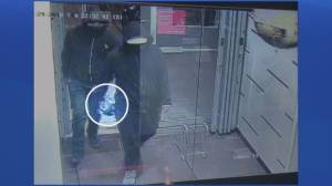 Manhunt underway for two suspects responsible for detonating bomb in Mississauga restaurant