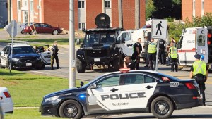 Toronto Mayor John Tory expresses condolences for Fredericton in wake of fatal shooting