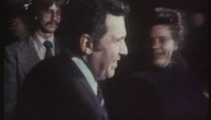 Former B.C. premier Dave Barrett Dies