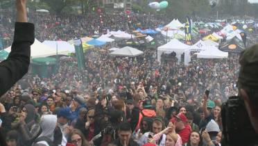 Park Board motion looks to scale back Vancouver 4/20 event