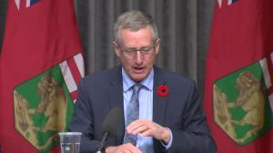 Minister Pedersen breaks down the province's 'hybrid' pot plan