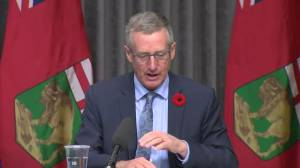 Minister Pedersen breaks down the province's 'hybrid' pot plan