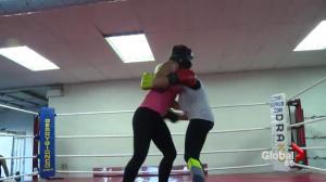 Langley boxer Sarah Pucek says sport saved her life