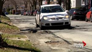 Halifax social media users warn others about potholes