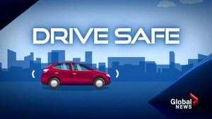 Drive safe tips: Safe merging