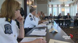 Halifax Board of Police Commissioners revisits issue of street checks (01:31)