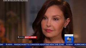 Ashley Judd says she had 'no warning' prior to meeting with Harvey Weinstein