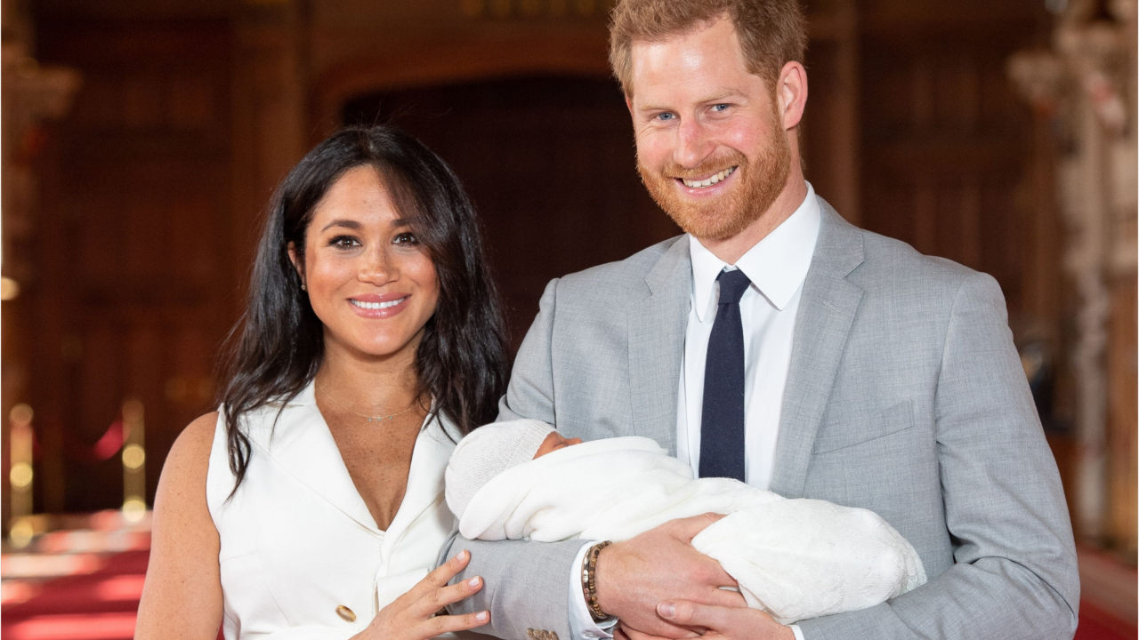 Thomas Markle breaks silence and admits regret over missing Archie's christening