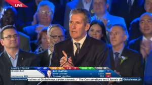 Brian Pallister extends personal olive branch to Greg Selinger: Disloyalty is not an attribute I will ever admire