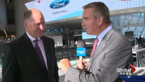 'This is going to be the greatest sports arena in the world': Kevin Lowe on Rogers Place