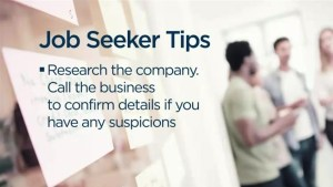 Consumer Matters: Avoiding summer job scams