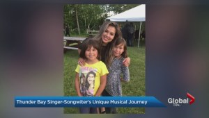 Singer-songwriter from Thunder Bay says her Ojibwe heritage has influenced her music
