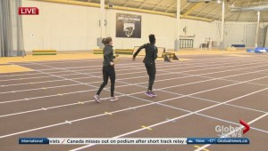 2018 Canada West Track and Field Championships: Sprint and Relay teams