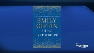 Emily Giffin's new book, All We Ever Wanted