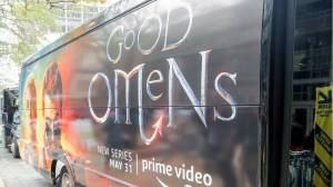 U.S. religious group petitions Netflix to cancel Amazon's 'Good Omens'