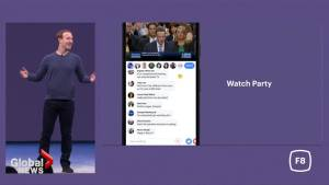Facebook introduces 'clear history' and 'watch party' features