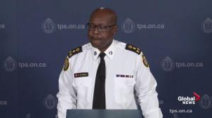 Problems with gun violence go beyond Toronto: Chief Mark Saunders
