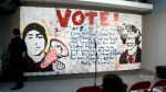 Pelosi, other Democrats speak at art exhibit marking one year since Parkland school shooting