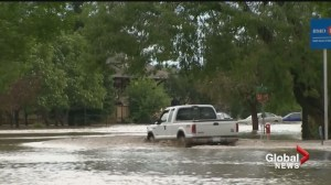 Calgarians told to be on alert as flood season starts