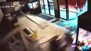 ATM theft at Edmonton bingo hall caught on surveillance