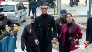 Ronaldo fined for tax evasion, avoids jail