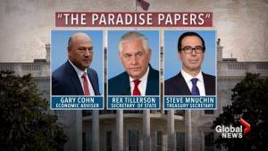 White House officials named in Paradise Papers linked to Russian money