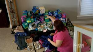 Regina woman helping those experiencing homelessness tackle periods