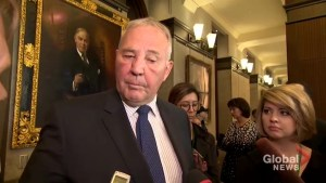 Bill Blair accuses Doug Ford of 'abrocating responsibility' on immigration
