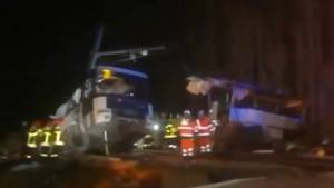 At least four killed in deadly bus accident in southern France
