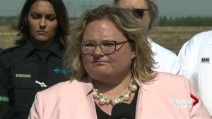 Alberta Minister of Health says there will be review after Deerfoot incident
