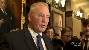 Bill Blair calls money laundering 'significant threat' to Canada's financial institutions