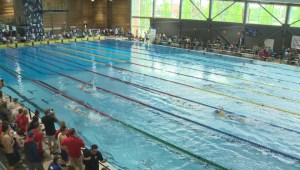 Pointe-Claire hosts swimming championship