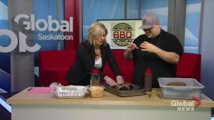 Pulled pork sandwiches from Carson's BBQ Smokehouse in Saskatoon
