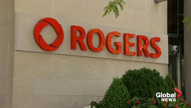 Countrywide wireless outage affecting some Rogers ...