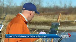 Saskatoon artists featured at German art museum (01:37)